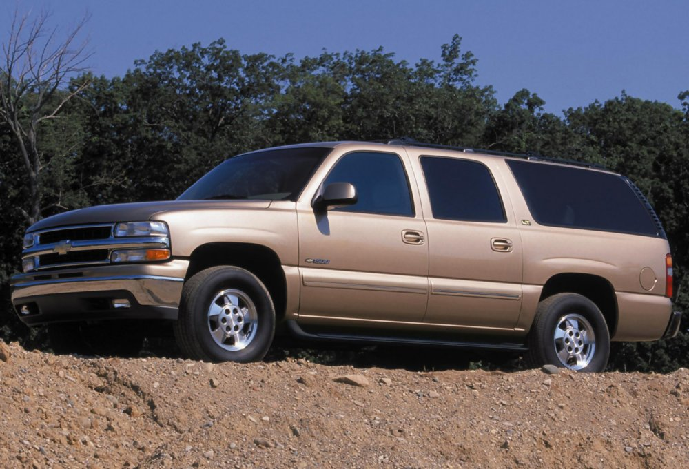 Chevrolet Suburban History Generation 10 2000