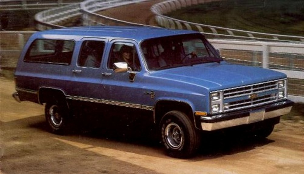 gas mileage of 1987 chevrolet suburban fuel. Black Bedroom Furniture Sets. Home Design Ideas